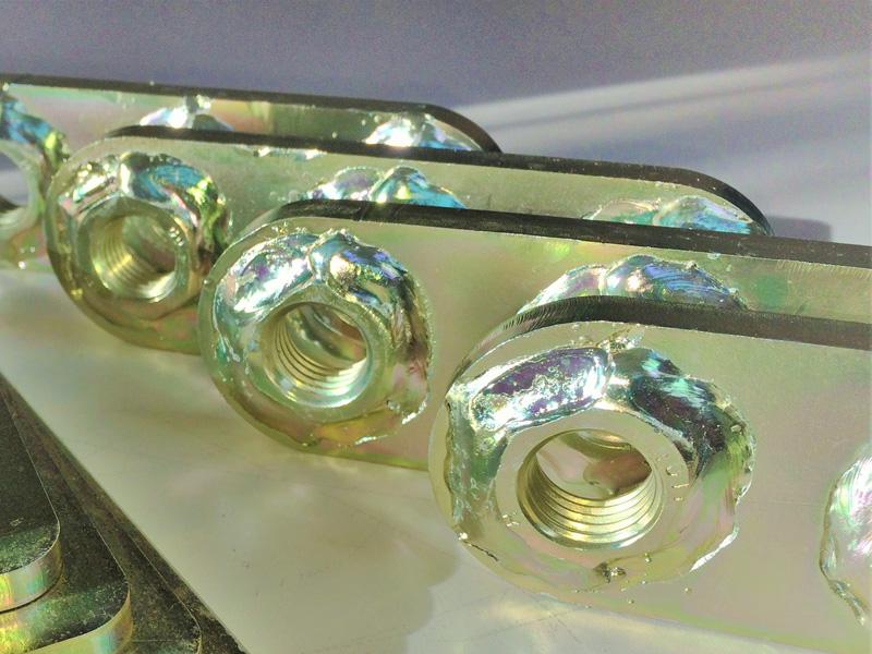 Électroplacage (Jaune iridescent)